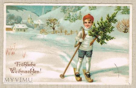 23.12.1931 Wesołych Świąt