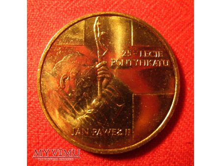 JAN PAWEŁ II - 25-LECIE PONTYFIKATU