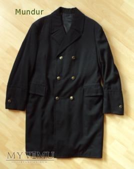 Górniczy płaszcz zimowy