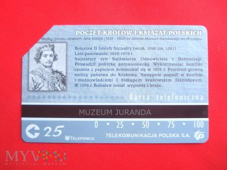 Karta magnetyczna 1237