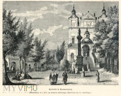 Radecznica - kościół