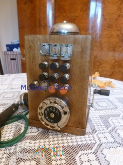 Telefon-centralka Past-y