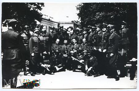 "Zdjęcie grupowe ""militarne"" - Bereza Kartuska 1938"