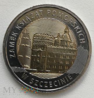 Duże zdjęcie 5 Złotych Zamek Książąt Pomorskich w Szczecinie