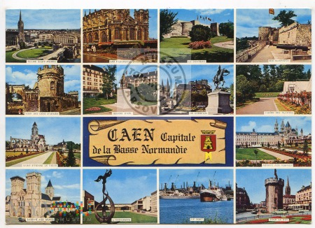Caen - - lata 80-te