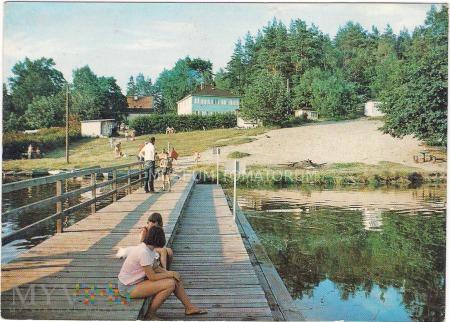 Piławki - Jezioro Drwęckie - 1983