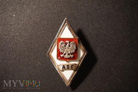 Akademia Sztabu Generalnego - 1953r.