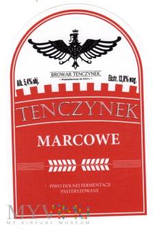 Tenczynek Marcowe