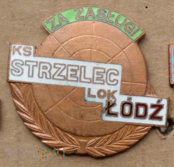 Strzelec Łódź 08 - za zasługi