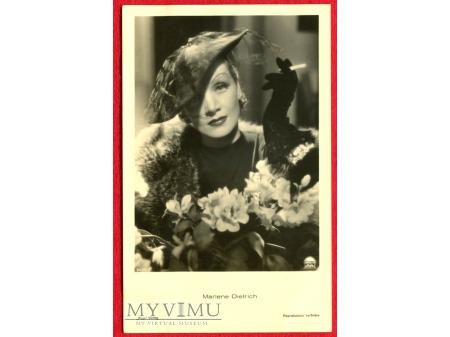 Marlene Dietrich Verlag ROSS 9437/3