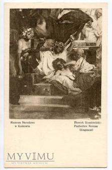 Quo Vadis - Pochodnie Nerona - Siemiradzki