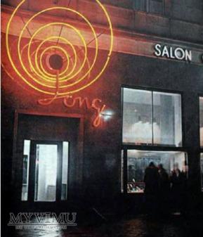 Duże zdjęcie Fotografia dokumentalna neonów PRL nr 16