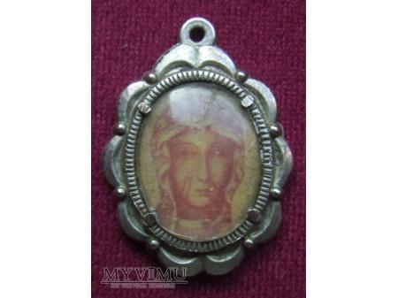 Medalik na 600 - lecie Jasnej Góry