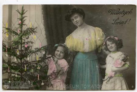Wesołych Świąt 1899 roku