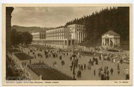 Krynica - Deptak - 1949