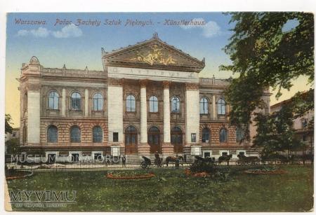 Warszawa - Zachęta - 1915
