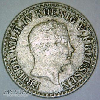 Fryderyk Wilhelm IV 1841-1861-1 S. GROSCHEN 1852