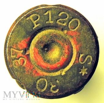 Łuska 7,92x57 P120 S* 30 37