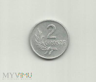 Moneta 2 Grosze 1949