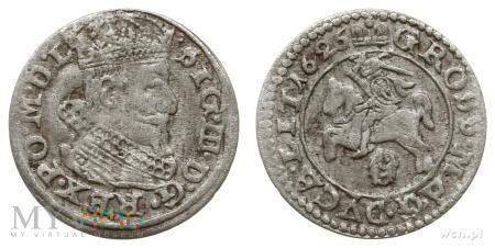 Grosz litewski Zygmunt III Waza