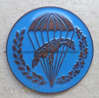 Odznaka spadochronowa WPD 6 PDPD - jasnoniebieska