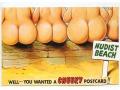 Pocztówki naturystyczno - eroty...