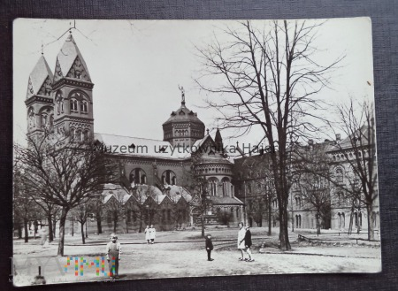 KATOWICE Panewniki (Katowice 6 ) - Klasztor OO.