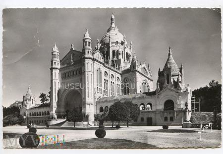 Lisieux - Bazylika - lata 50-te