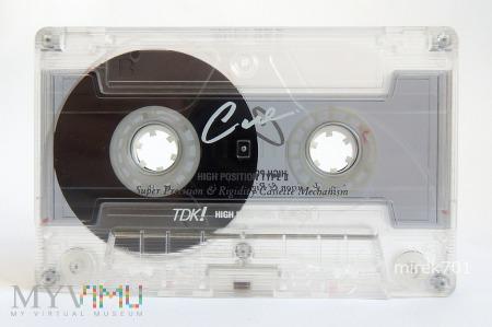 TDK Cue 60 kaseta magnetofonowa