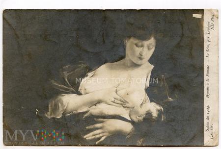 Leveque - Macierzyństwo - 1909