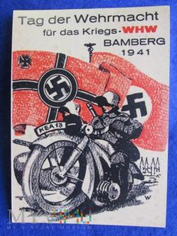 Duże zdjęcie Tag der Wehmarcht-karta KWHW
