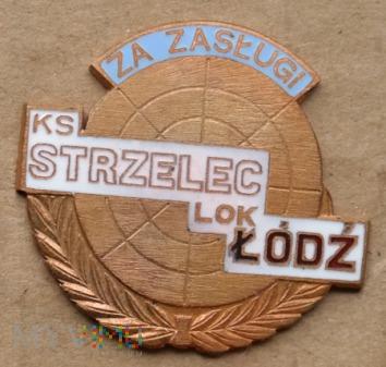 Strzelec Łódź 09 - za zasługi