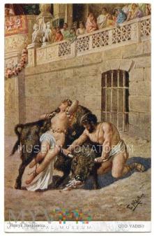Quo Vadis - Ligia na byku - Rosler
