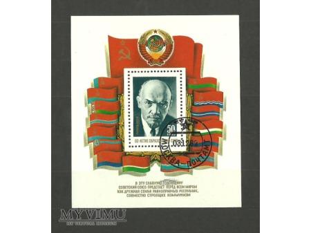 W.I.Lenin.