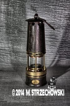 Lampa benzynowa bezpieczeństwa Hubert Joris
