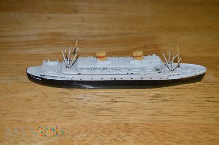 M/S Batory metalowy model Linie Gdynia Ameryka