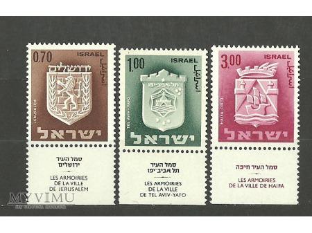 Izraelskie miasta.