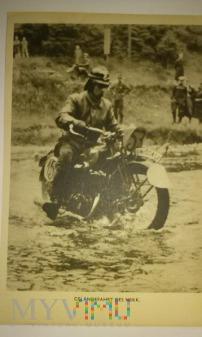 motocyklista NSKK