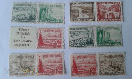 Duże zdjęcie KWHW 136 znaczki pocztowe 1