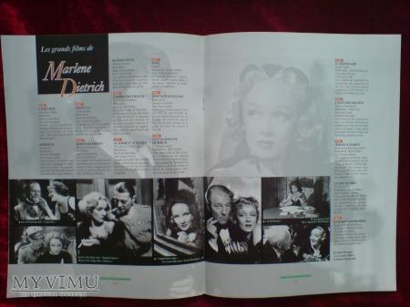 Marlene Dietrich krótka historia o aniele
