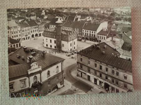 TARNÓW Rynek - ratusz z XIV w. przebudowany