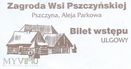 Pszczyna - Skansen Zagroda Wsi Pszczyńskiej