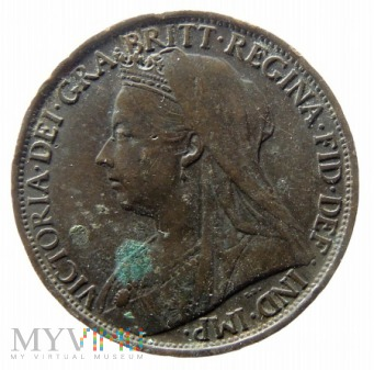Moneta 1 Penny 1899