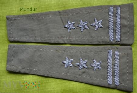 Pochewki z oznakami stopnia - pułkownik