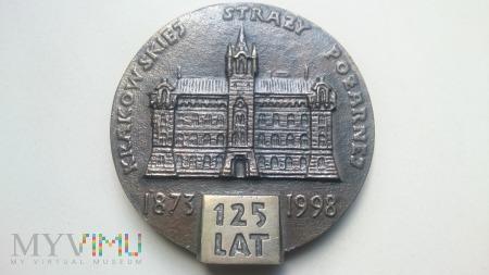 125 Lat Krakowskiej Straży Pożarnej