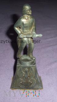 Strażak - figurka orzełek