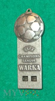 Duże zdjęcie Warka UFFA Champions League - otwieracz - gwizdek