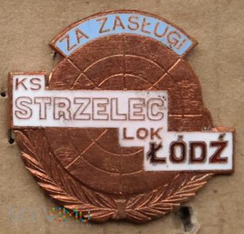 Strzelec Łódź 10 - za zasługi