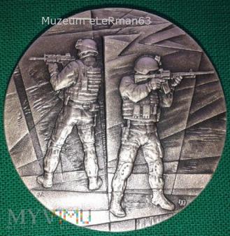 Duże zdjęcie Coin Jednostki Wojskowej GROM