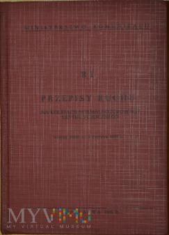 1088 - R 1 Przepisy ruchu na kolejach normalnotor.